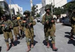 اندلاع مواجهات خلال اقتحام الاحتلال قريتي أم صفا وكوبر برام الله