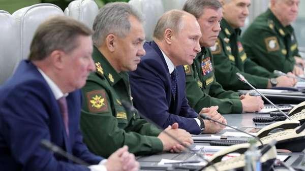 بوتين يشهد اختبارا لصاروخ أفنغارد