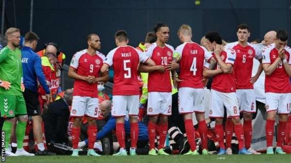 منتخب الدنمارك لكرة القدم