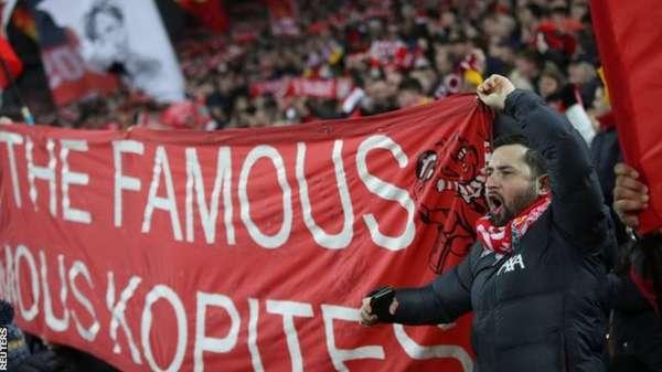 مشجعي ليفربول